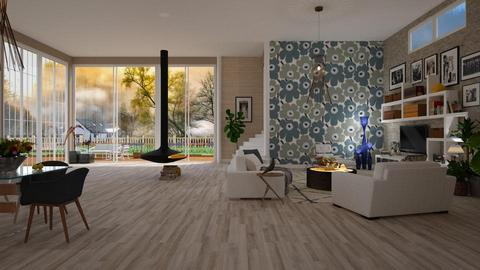 Citizen OAK - Modern - Living room - by janip