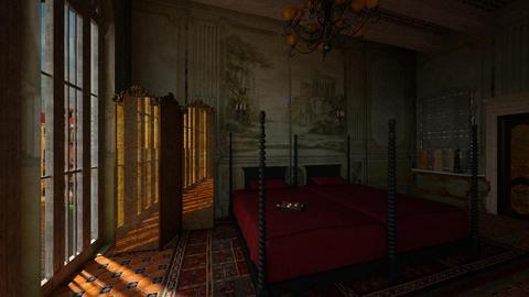 The Bedchamber - Classic - Bedroom - by kitty