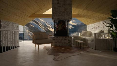 Aspen Chalet Template - by XXXDECORATION