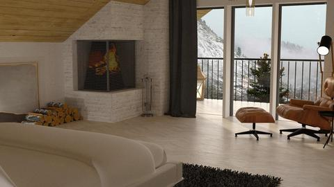 Aspen Chalet Template - by meggle