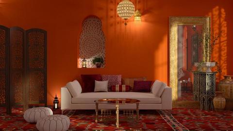 Riad - by barnigondi