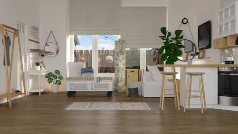 Baywindow mini apartm - by XXXDECORATION