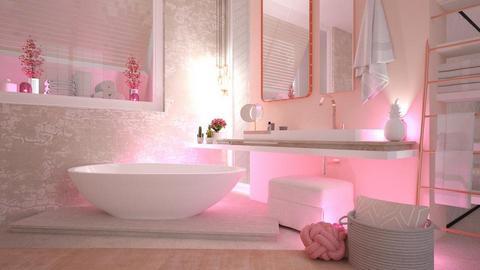 Bath for girls - by NikolinaB26