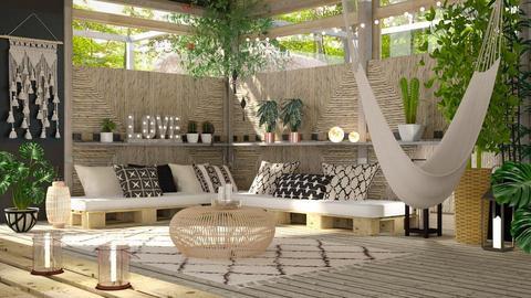 Terrace - by ariema