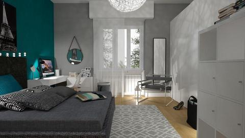 Alice  - Bedroom - by rossella63