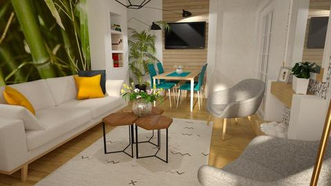 1 - Living room - by Inna_Inas