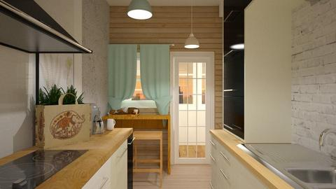 5 - Kitchen - by Inna_Inas