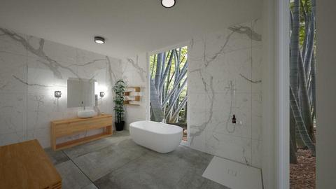 Modern Bathroom ModDezign - Bathroom - by Sanja S