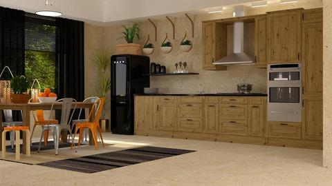 IP Artisan Kitchen - by sukica