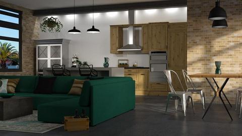 IP Artisan Kitchen - Kitchen - by jagwas
