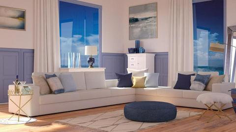 At the sea - Modern - Living room - by jagwas