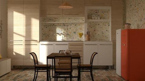 IP Terrazzo2 - Kitchen - by ZuzanaDesign