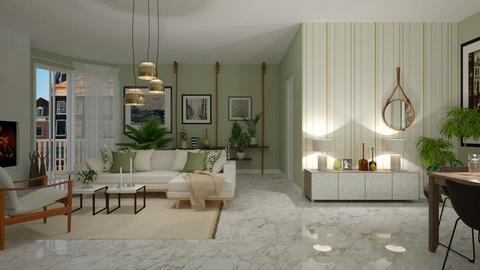 IP Terrazzo - Modern - Living room - by janip