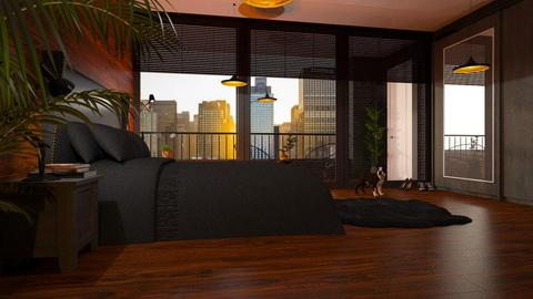 IP Diego - Bedroom - by anjaam