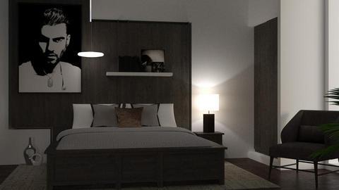 IP Diego - Bedroom - by HarleyQuinn17