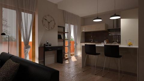 Cucina  - Kitchen - by rossella63