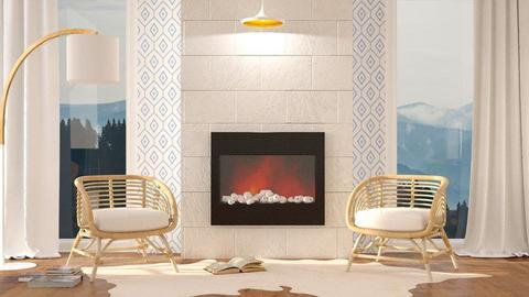 realx - Modern - Living room - by NEVERQUITDESIGNIT