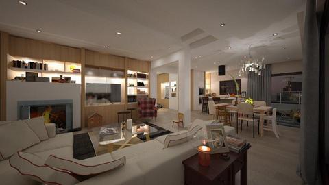 keuken nieuw - Dining room - by marinmarin