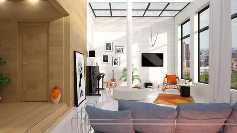 NYC Loft - Modern - by barnigondi