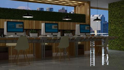 Green Office - by meggle