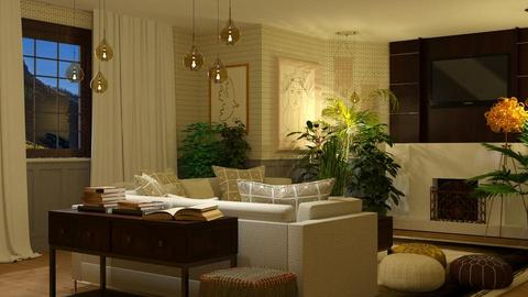 boho_relax room - by boho_dreamer