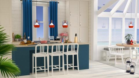 Nautical Kitchen - by meggle