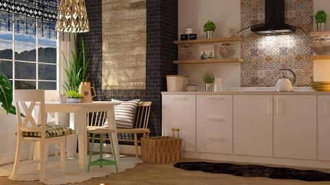 Kitchen B - by sukica