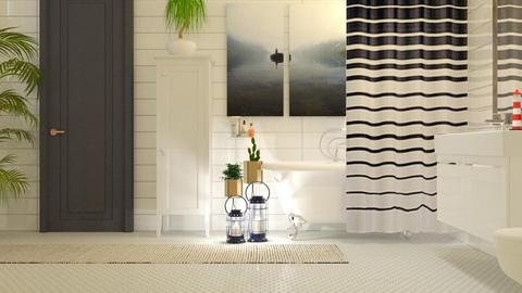 nautical_bathroom - by boho_dreamer