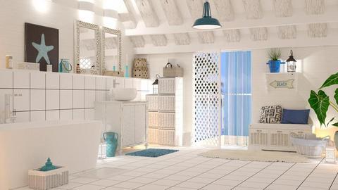 Bathroom N - by sukica