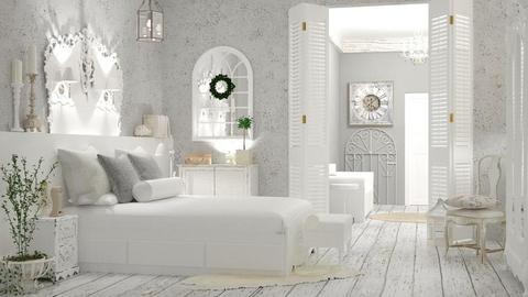 Shabby Chic bedroom - Bedroom - by jagwas