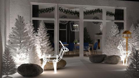 Christmas mood - Garden - by jagwas
