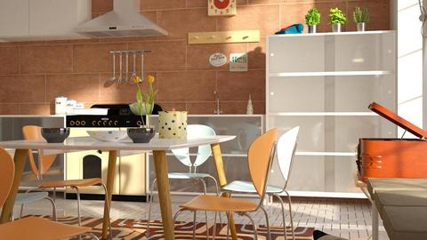 MCKitchen - Kitchen - by ZuzanaDesign