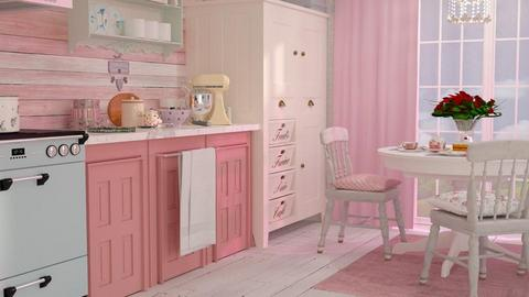 Shabby Kitchen - by meggle