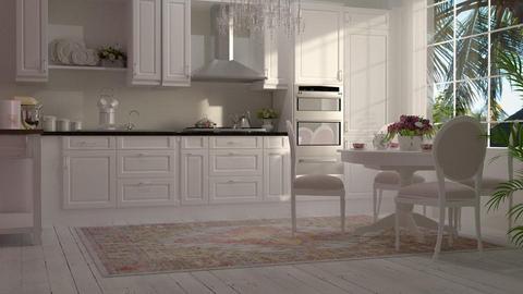 shabby - Kitchen - by anjaam