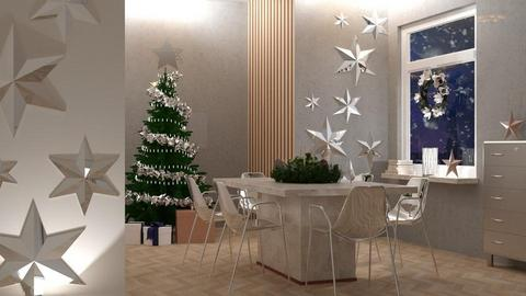 Stars - Modern - Dining room - by jagwas