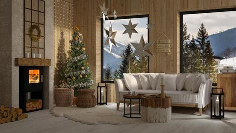 Christmas Stars - by ariema