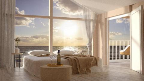 beach - Bedroom - by anjaam