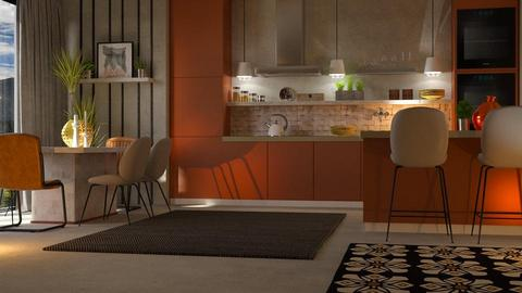 Eclectic kitchen - by sukica