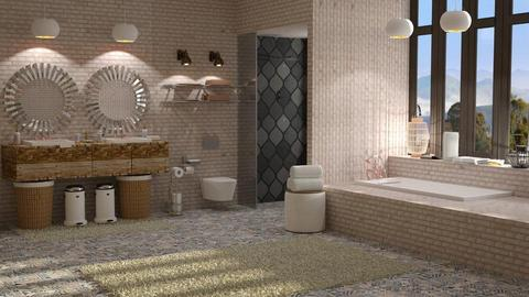 Eclectique - Eclectic - Bathroom - by Lifandus