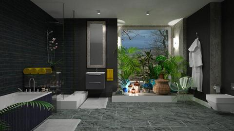Urban J Bath - Modern - Bathroom - by janip