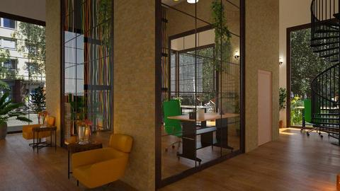 JOffice - Office - by ZuzanaDesign