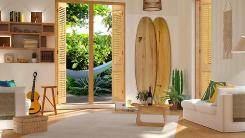 Surf  culture - by barnigondi