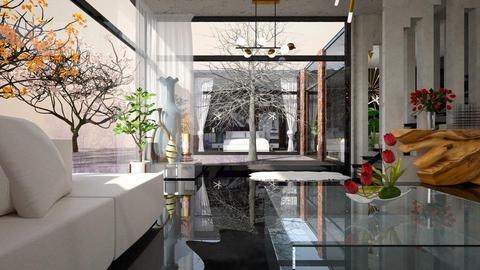 Niebla - Modern - Living room - by LuzMa HL