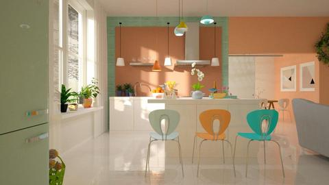 PKitchen - Kitchen - by ZuzanaDesign