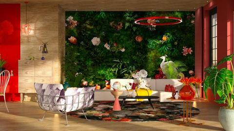 design maxi6 - Living room - by Gwenda van Maaren