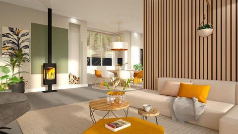 famro - Living room - by Gwenda van Maaren
