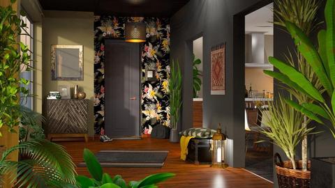 Urban Jungle Hallway - Modern - by Mandine