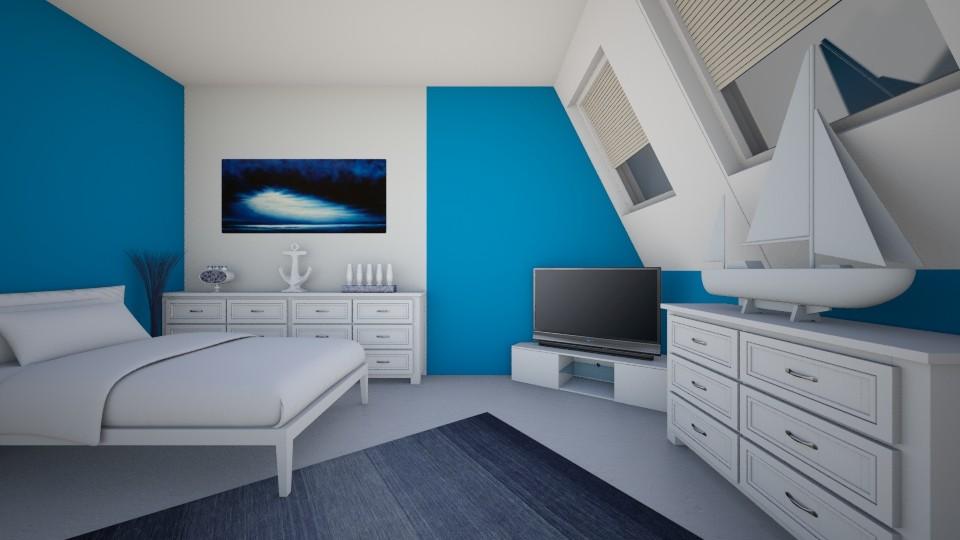 kid room - Bedroom - by Show_off