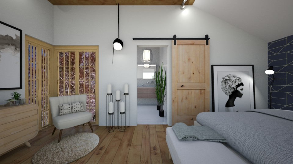 bed - by bsk Interiordesign