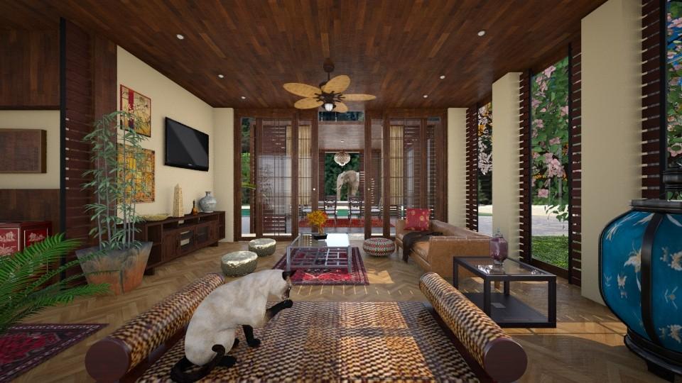 My Thai Resort - by hannahglass